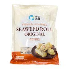 Chung Jung One Seaweed Roll Original 17.6oz(500g), 청정원 김말이튀김 17.6oz(500g)