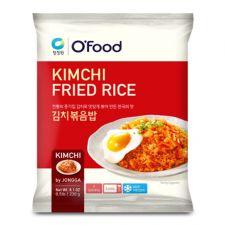 Chung Jung One Kimchi Fried Rice 0.5lb(230g), 청정원 김치볶음밥 0.5lb(230g), 清淨園 泡菜炒飯 0.5lb(230g)