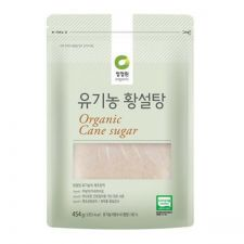 Chung Jung One Organic Cane Sugar 1lb(454g), 청정원 유기농 황설탕 1lb(454g)