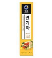 Chung Jung One Prepared Mustard 0.2oz(95g), 청정원 연겨자 0.2oz(95g)