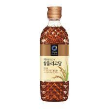 Chung Jung One Rice Oligo Syrup 24.7oz(700g), 청정원 쌀 올리고당 24.7oz(700g)