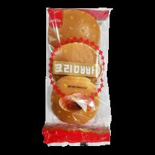 Samlip Frozen Cream Bread 7.05oz(200g), 삼립 크림빵 7.05oz(200g)