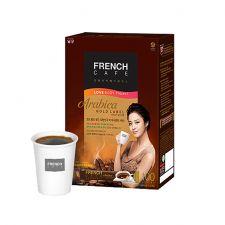 Namyang French Cafe Coffee Mix Arabica Gold Label 100 Sticks, 남양 프렌치카페 커피믹스 아라비카 골드라벨 100개입