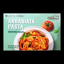 Lottefood Arrabiata Pasta 10.58oz(230g), 롯데푸드 아라비아따 파스타 10.58oz(230g), Lottefood Arrabiata Pasta 10.58oz(230g)