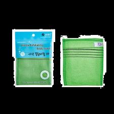 Sungbo Cleamy Viscose Exfoliating Body Towel Square 3 Pcs 성보크리미 사각 목욕타월 3매