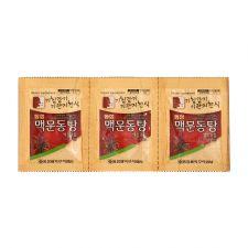 Dongsung Bio Pharm Herbal Granules Maek Mun Dong Tang 0.11oz(3g) 3 Packs, 동성제약 맥문동탕 엑스과립 0.11oz(3g) 3포, 东星制药 Herbal Granules Maek Mun Dong Tang  0.11oz(3g) 3 Packs