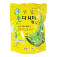 SG FOOD Premium Fried Kelp 2.12oz(60g), 성경 생다시마 튀각 2.12oz(60g)