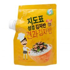 SG FOOD Seasoned Laver with Nuts 5.29oz(150g), 성경 견과 김자반 5.29oz(150g)