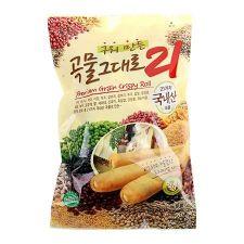 Antme's Food Premium Grain Crispy Roll 21 6.35oz(180g),개미식품 구워만든 곡물그대로 21 6.35oz(180g)
