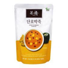 Bonjuk Sweet Pumpkin Rice Porridge 1.1lb(500g), 본죽 단호박죽 1.1lb(500g)