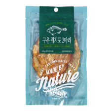 ShinHwa FS Roasted Dried Filefish Fillet 2 Pcs 1.41oz(40g), 신화 FS 구운 쥐치포 2마리 1.41oz(40g)