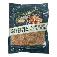 Roasted Dried File Fish Fillet 8.81oz(250g), 특대왕 쥐포 8.81oz(250g)