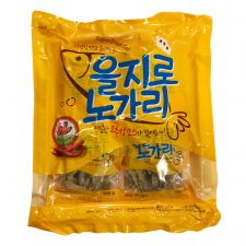 Euljiro Dried Cod with Hot Pepper Paste 4 Packs 160g+60g, 을지로 노가리 (고추장 포함) 4개입 160g+60g