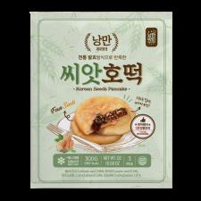 NangMan Brother Korean Seeds Pancake 10.58oz(300g), 낭만 브라더 씨앗 호떡 10.58oz(300g), NangMan Brother Korean Seeds Pancake 10.58oz(300g)