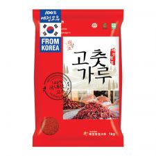 YC Coarse Red Pepper Powder 2.2lb(1kg), 예천청결 굵은 고춧가루 2.2lb(1kg)