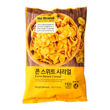 No Brand Corn Sweet Cereal 21.16oz(600g), 노브랜드 콘스위트 시리얼 21.16oz(600g)