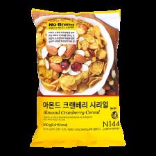 No Brand Almond Cranberry Cereal 22.22oz(630g), 노브랜드 아몬드 크랜베리 시리얼 22.22oz(630g)