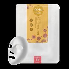 NOHJ Aqua Soothing Sheet Mask Vitamin C 0.88oz(25g), NOHJ아쿠아 수딩 마스크팩 비타민 C 0.88oz(25g), NOHJ 維他命C美白面膜 0.88oz(25g)