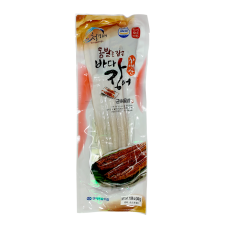 Suhyup Frozen Tongyeong Conger Eel with Sauce 11.99oz(340g), 수협 냉동 통영 바다장어 11.99oz(340g)