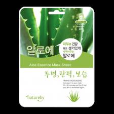 Natureby Aloe Essense Mask Sheet 0.81oz(23g), 네이쳐바이 알로에 마스크팩 0.81oz(23g)