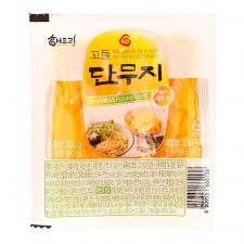 Haetree Food Compress Pickled Radish 7.05oz(200g), 해트리푸드 꼬들 단무지 7.05oz(200g)