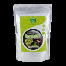 Possmei Bubble Tea Mix Instant Powder Green Tea 1.1lb(500g), Possmei 버블티 믹스 그린티 1.1lb(500g)