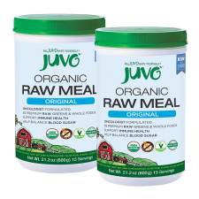 JUVO Organic Raw Meal Original (Set of 2)