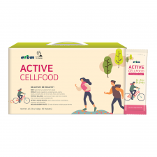 Erom Active Cellfood 1.41oz x 30 Packs, 이롬 액티브 생식 40g x 30포