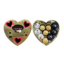 Ferrero Rocher Valentine Shipper Collection 10pcs, 페레로로쉐 발렌타인 콜렉션 10개입