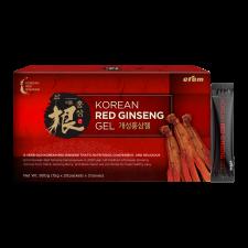 Red Ginseng Gel 31.75 oz (939ml) 60 pouches, 개성홍삼젤 31.75 oz (939ml) 60포