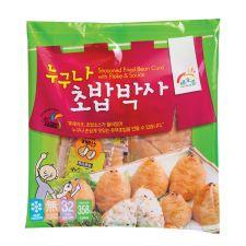 Haioreum Seasoned Fried Bean Curd with Flake & Sauce 12.6oz(358g), 해오름 누구나 초밥박사 12.6oz(358g)