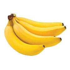 Yellow Banana 1 Bunch, 바나나 1송이