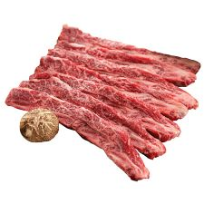Choice Beef - Short Ribs (LA Style) 2lb (8~10 pieces), LA 갈비 (초이스) 2lb (8~10 pieces)