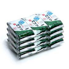 Choripdong Boryung Daechun Roasted Seaweed Laver 0.21oz(6g) 12 Packs, 초립동이 보령대천 특산 구운 재래김 (도시락용) 0.21oz(6g) 12팩