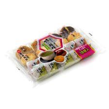 Marukyo Shirakiku Baked Bean Cake 8.88oz(252g), Marukyo 일본식 한과 8.88oz(252g), 銘作和菓子 8.88oz(252g)