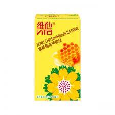 Vita Honey Chrysanthemum Tea 8.45oz(250ml) 6 Packs, 비타 꿀 국화꽃차 8.45 fl.oz(250ml) 6팩, 維他 蜜糖菊花茶 8.45 fl.oz(250ml) 6 Packs