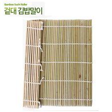 Vekoo Bamboo Sushi Roller, Vekoo대나무 김밥말이 겉대