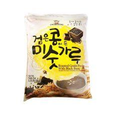 Choripdong Roasted Grain Powder with Black Bean 2.2lb(1kg), 초립동이 검은콩이든 20곡 미숫가루 2.2lb(1kg), Choripdong 黑豆穀物粉 2.2lb(1kg)