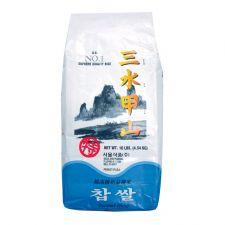 Samsukapsan Sweet Rice 10lb(4.54kg), 삼수갑산 찹쌀 10lb(4.54kg)