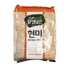 Brown rice 4lb(1.81kg)