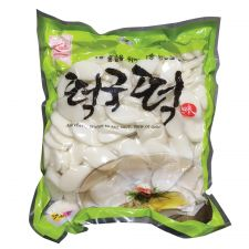 Ktown Sliced Rice Cakes 2.2lb(1kg), 케이타운 떡국떡 2.2lb(1kg)