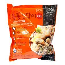 Ktown Laver Roll Fritter Spicy 1.1lb(500g), 케이타운 통통 김말이 매운맛 1.1lb(500g)