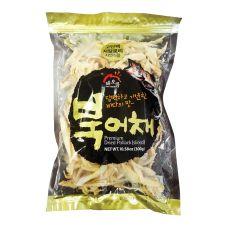 Haioreum Premium Dried Pollack Sliced 10.58oz(300g), 해오름 북어채 10.58oz(300g)