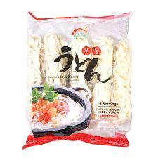 Haioreum Japanese Style Noodle U-Dong 2.76lb(1.25kg), 해오름 냉동 우동 2.76lb(1.25kg)