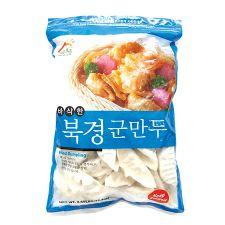 Haioreum Fried Dumpling 2.65lb(1.2kg), 해오름 바삭한 북경 군만두 2.65lb(1.2kg), Haioreum 煎餃 2.65lb(1.2kg)