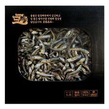 Tong Tong Bay Dried Anchovy (Medium) 1lb(454g), 통통배 볶음멸치 1lb(454g)