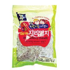 Tong Tong Bay Jiri Anchovy (Small) 8oz(226g), 통통배 어린이용 칼슘가득 지리멸치 8oz(226g)