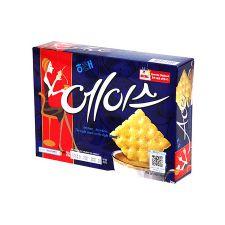 Haitai Ace Cracker Big Size 12.84oz(364g), 해태 에이스 빅사이즈 12.84oz(364g), 海太 Ace 鹹味蘇打餅乾 大盒裝 12.84oz(364g)