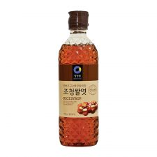 Chung Jung One Rice Syrup 24.7oz(700g), 청정원 조청쌀엿 1.54lb (700g)