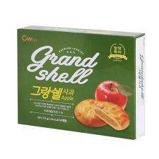 Chung Woo Grandshell Apple 9.6oz(273g), 청우 그랑쉘 사과 9.6oz(273g)